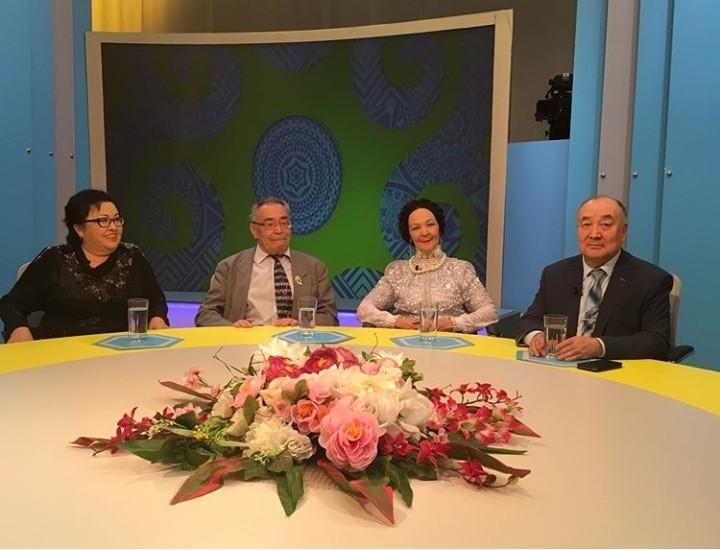 20 апрель БСТ каналында Рәсәй Федерацияһының атҡаҙанған мәҙәниәт хеҙмәткәре